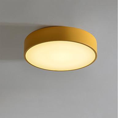 Mennyezeti lámpa Süllyesztett lámpa - A tervezők, Távirányítóval szabályozható, 220-240 V, Távirányítóval szabályozható, LED fényforrás