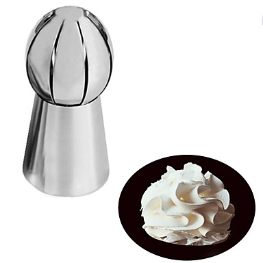 Bakeware tools Stainless Steel + A Grade ABS Everyday Use Cake Molds 1pc