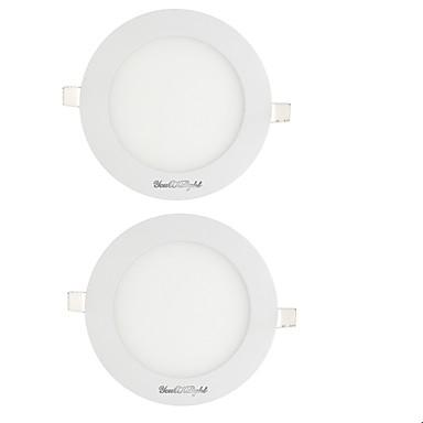 Mennyezeti lámpa Háttérfény 85-265 V, Meleg fehér / Hideg fehér, Az izzó nem tartozék / 15-20 ㎡