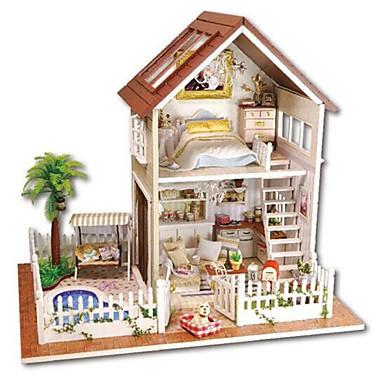 Zenedoboz Ház DIY Gyermek Felnőttek Gyerekek Ajándék Uniszex