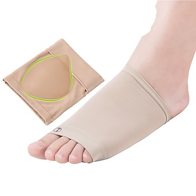 Orthotic Insole & Inserts Gel Sole All Seasons Unisex Beige
