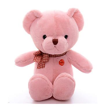Teddy Bear Stuffed Animal Plush Toy Cute Crystal Cloth Girls' Toy Gift