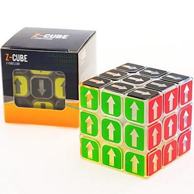 Rubik kocka 3*3*3 Sima Speed Cube Rubik-kocka Stresszoldó Puzzle Cube Verseny Klasszikus Ajándék Fun & Whimsical Uniszex