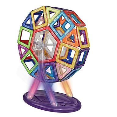 levne Magnetické kostky-Stavební bloky / Vzdělávací hračka Novinka / Ruské kolo Magnetické Unisex Dárek