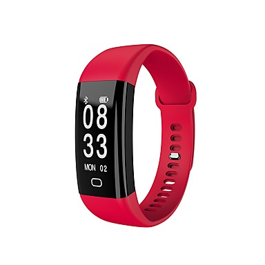 Smart Bracelet Smartwatch YYF09hr for Android iOS Bluetooth Sports Waterproof Heart Rate Monitor Blood Pressure Measurement Touch Screen Pulse Tracker Timer Pedometer altitude meter / Calories Burned