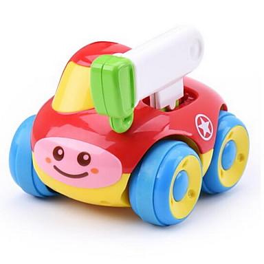 Játékautók / Fejlesztő játék / Hátrahúzós autó Daru Autó Műanyagok Uniszex Gyermek Ajándék