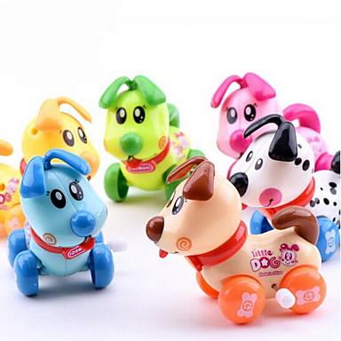 Játékautók Felhúzós játék Fejlesztő játék Kutyák Műanyagok Darabok Uniszex Gyermek Ajándék