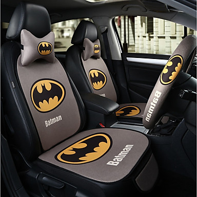 Batman Car Seat Cushion Cover Four Seasons General Surrounded By A Five Headrest With 2 Wheel Sets 6205291 2018 8499