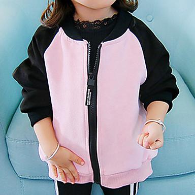 9839d67d Girls' Animal Print Animal Long Sleeve Regular Cotton Suit & Blazer  Blushing Pink