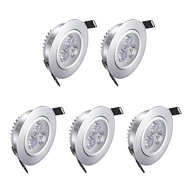 3 W 200lm 3 LED LED mélysugárzók Meleg fehér AC85-265