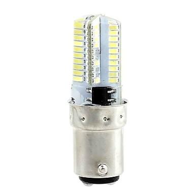 BRELONG® 1db 4 W 360 lm LED kukorica izzók 80 led SMD 3014 Tompítható Meleg fehér Fehér AC 110 AC 220