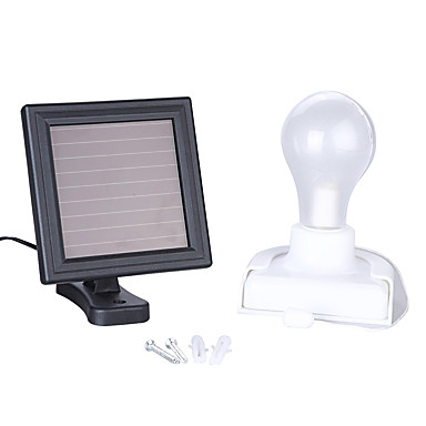 1set 1W LED projektorok Érzékelő / Újratölthető Hideg fehér / Természetes fehér <5V Garázs / parkoló