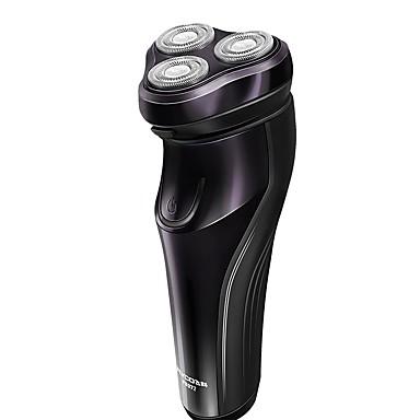Elektromos borotvák Vízálló Könnyű Könnyű és kényelmes Kézi tervezése Mosható Férfi Arc 110-240V Vízálló Könnyű Könnyű és kényelmes Kézi