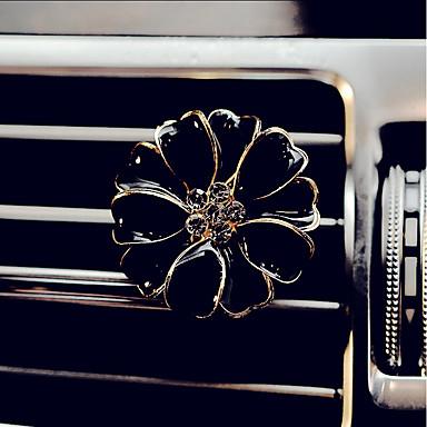 autó levegő kilépő rács parfüm személyiség kreatív autóipari légtisztító