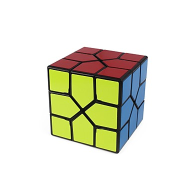 Rubik's Cube Alien Fisher Cube 3*3*3 Smooth Speed Cube Magic Cube Stress Reliever Puzzle Cube Kid's Adults' Toy Unisex Boys' Girls' Gift