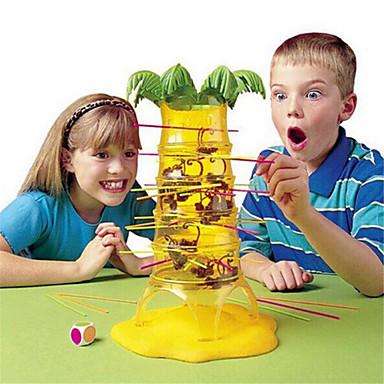 Társasjátékok / Romboló majom Majom / Falling Monkeys / Dump Monkey Család interakció Gyermek Fiú