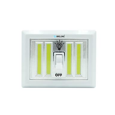 BRELONG® 1set LED éjszakai fény AkkumulátorBattery Könnyű