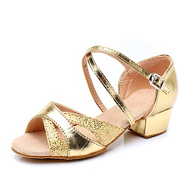 3aeb4e3b8e0 Γυναικεία Παιδικά Παπούτσια Χορού Με πούλιες Πέδιλα / Τακούνια / Αθλητικά  Πούλιες / Αστραφτερό Γκλίτερ /