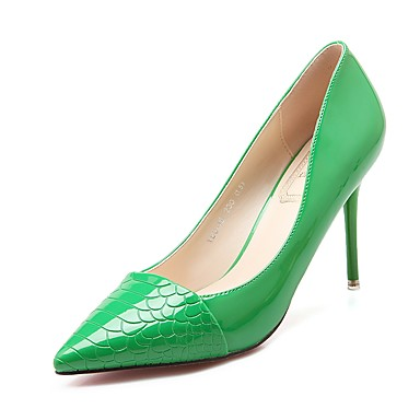 pour Décontracté Eté Talon Polyuréthane Jaune Talons Aiguille pointu Habillé Chaussures Noir Bout Femme Chaussures Automne Confort 06284591 à SRpROqcy