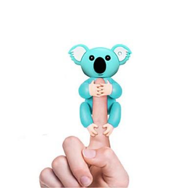 Finger Toy Finger Koala Electronic Pets Koala Animal Interactive Baby Smart intelligent Kid's Boys' Girls' Toy Gift 1 pcs