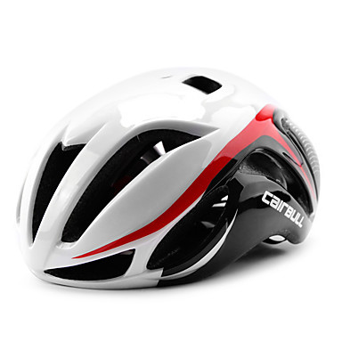 CAIRBULL Adultos Casco de bicicleta 17 Ventoleras CE / CE EN 1077 Resistente a Golpes, Peso ligero, Ajustable EPS, ordenador personal Deportes Ciclismo de Pista / Ciclismo Recreacional / Ciclismo