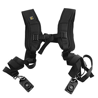 QQT 10 L Első hátizsák / Hátizsákok - Biztonsági kamera, Kétirányú mód, Túrasí Külső Túrázás, Mászás, Kemping PU bőr, Műanyag Fekete