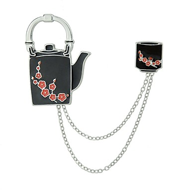Women's Brooches - Fashion Brooch Black For Daily / Casual