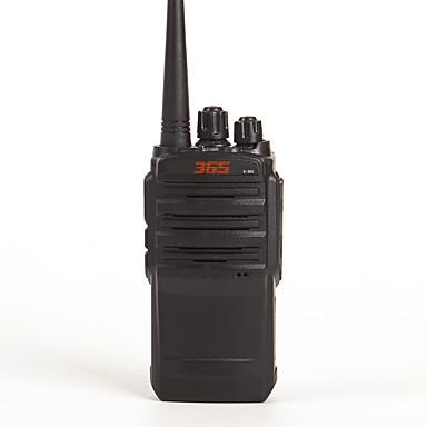365 K-302 Walkie Talkie Handheld 5KM-10KM 5KM-10KM 3800mAh 10W Walkie Talkie Two Way Radio