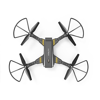 RC Drone TKKJ TK116W 4CH 6 Axis 2.4G With 2.0MP HD Camera RC Quadcopter FPV One Key To Auto-Return Headless Mode 360°Rolling Access