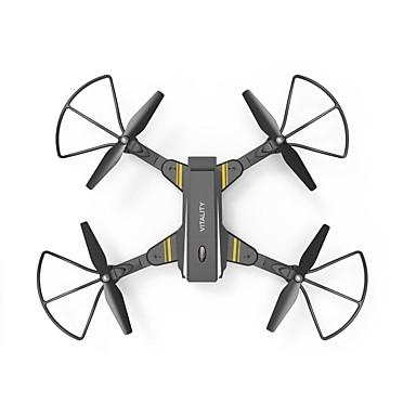 RC Drone TKKJ TK116W 4CH 6 Eixos 2.4G Com Câmera HD 2.0MP 720P Quadcópero com CR FPV Retorno Com 1 Botão Modo Espelho Inteligente Vôo