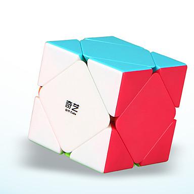 Rubik kocka QI YI QICHENG Skewb 176 Skewb / Skewb Cube Sima Speed Cube Rubik-kocka Puzzle Cube Ajándék Lány