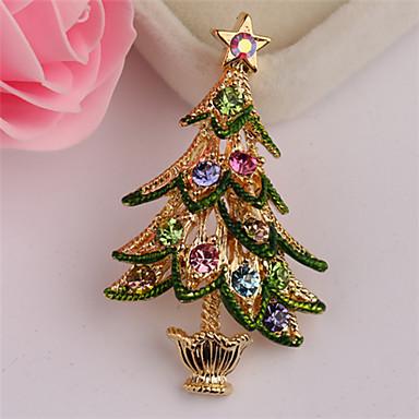 Święto Biżuteria świąteczna Silver Golden Chrom Akcesoria do cosplay Boże Narodzenie