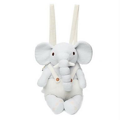 Elefant Kuscheltiere & Plüschtiere Niedlich / Kinder / Tiere Rucksack / Tier Design / Modisch Mädchen Geschenk 1 pcs