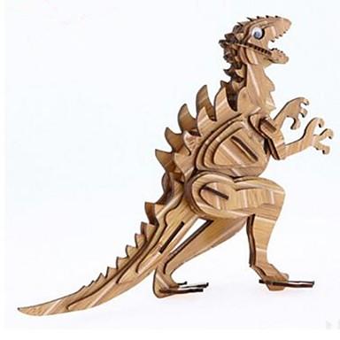 Zabawki 3D Puzzle Model Bina Kitleri Domy Moda Dinozaur Dzieci Nowy design Gorąca wyprzedaż 1 pcs Klasyczny Nowoczesny Moda Dla dzieci Zabawki Prezent