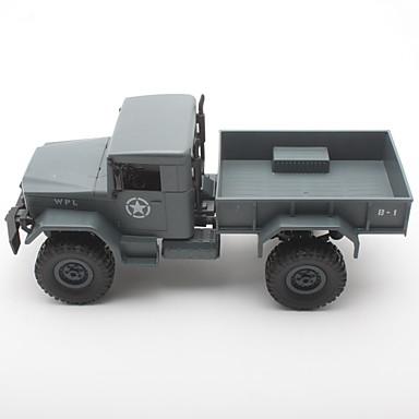 RC samochodów WPLB-14 2,4G Samochód Terenowy / Wspinaczka samochodów / Samochód do driftingu KM / H Pilot zdalnego sterowania / Akumulator / Elektryczny