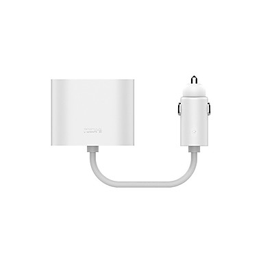 Ładowarka samochodowa Telefonowa ładowarka USB Wtyczka AU Szybkie ładowanie Wieloportowa 10A DC 12V Do smartfona Do tabletu Do iPhone'a