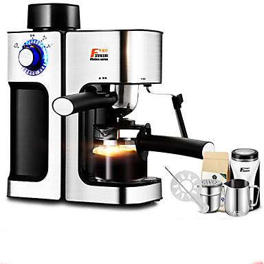 Metalowa obudowa 100V-240V 800 2.4 Pełna automatyka Ekspresy do kawy ciśnieniowe Urządzenie kuchenne