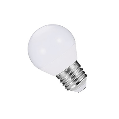 EXUP® 1pack 6W 600 lm E27 Żarówki LED kulki A15 12 Diody lED SMD 5730 LED Light Ciepła biel Zimna biel AC 85-265V