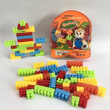 Klocki 86pcs Ludzie / Rodzina Cartoon Toy / DIY / Motyw kreskówkowy Dla chłopców Prezent