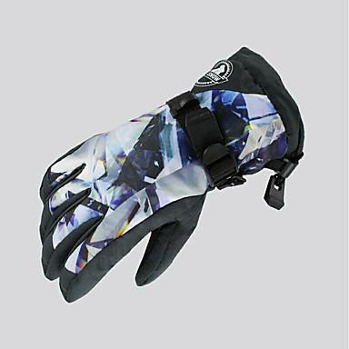 Rękawice narciarskie Dla obu płci Full Finger Keep Warm Zdatny do noszenia Inny materiał Narciarstwo Zima