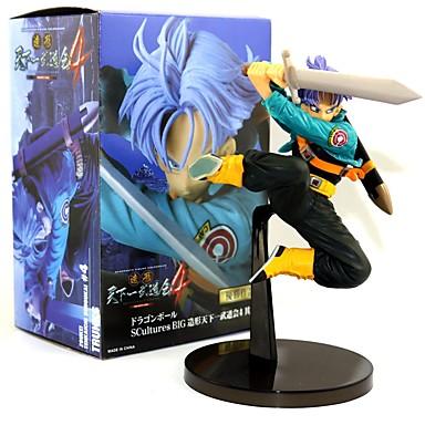 Figurki Anime Zainspirowany przez Dragon Ball Duo Maxwell Polichlorek winylu CM Klocki Lalka Zabawka