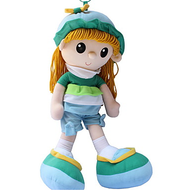 Pluszowa lalka / Dziewczyna Lalki 18inch Słodki, Dla dzieci, Miękki Dla dziewczynek Dzieciak Prezent