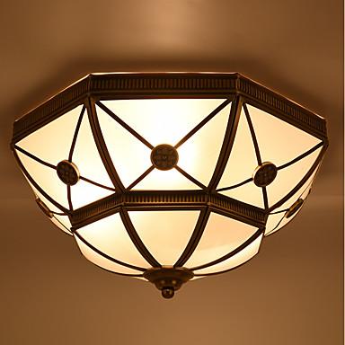 Podtynkowy Światło rozproszone - Styl MIni, Tradycyjny / Classic, 110-120V 220-240V Nie zawiera żarówki