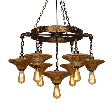 OBSESS® 7-światło Lampy widzące Downlight - Styl MIni, 110-120V / 220-240V Nie zawiera żarówki / 10/5 ㎡ / E26 / E27