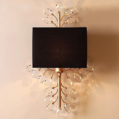 QIHengZhaoMing Modern / Contemporary Lampy ścienne Kryształ Światło ścienne IP20 110-120V / 220-240V 3W