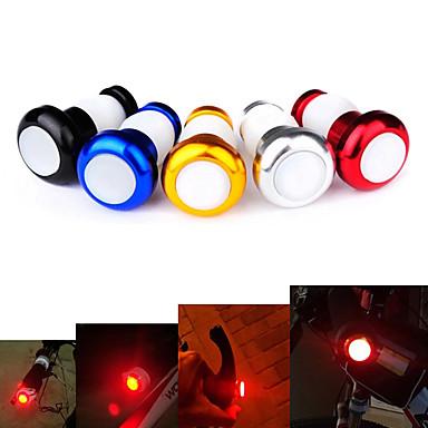 Bike Lights Front Bike Light Bar End lights LED - Cycling Easy Carrying LED Light Button Battery Lumens Battery Cycling/Bike