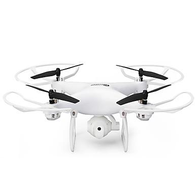 RC Drohne X25S 4 Kanäle Mit HD - Kamera 5.0MP Ferngesteuerter Quadrocopter LED-Lampen / Kopfloser Modus / 360-Grad-Flip Flug Ferngesteuerter Quadrocopter / Fernsteuerung / Bedienungsanleitung