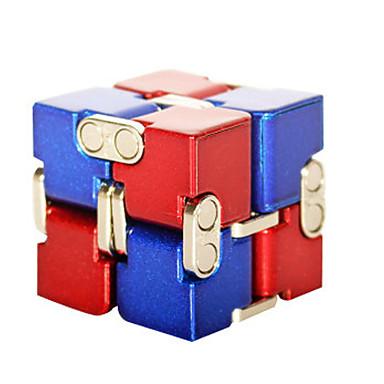 Kostka Infinity Zabawki Zabawki Stres i niepokój Relief Zabawki biurkowe Square Shape Chrom Miejsca Styl klasyczny Sztuk Dla nastolatków