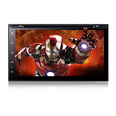 tanie Samochodowy odtwarzacz  DVD-Factory OEM 6.95 in 2 DIN Android 7.1 Wbudowany Bluetooth / Obsługa SD / USB na Univerzál Wsparcie / DVD-R / RW / DVD + R / RW / AVI / MPEG4 / Płyta CD