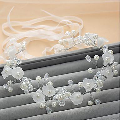 imitacja opaski perłowe głowa 1 szt. elegancki styl